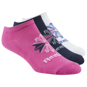 Reebok Low Cut Socks - 3 Pack