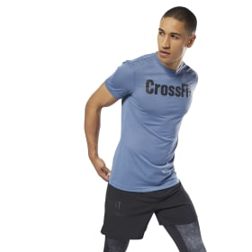 T-shirt Reebok CrossFit SpeedWick F.E.F T-shirt Graphic