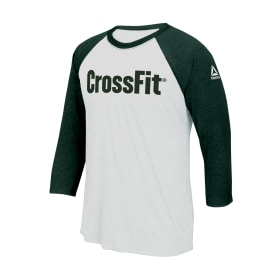 CrossFit® Games Linear Read Raglan Tee