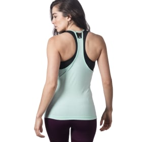 Canotta Recycled Racerback
