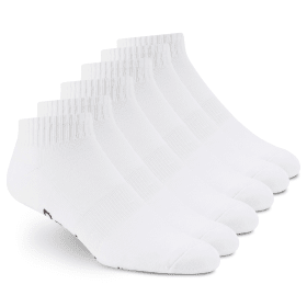 Reebok Quarter Sock - 6pack