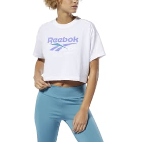 Classics Vector Cropped Tee