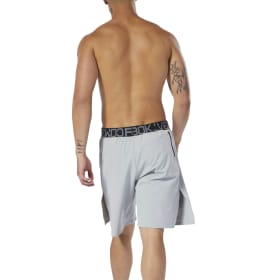 Combat Woven Boxing Shorts