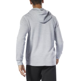Sudadera Training Essentials Marble Group Full-Zip
