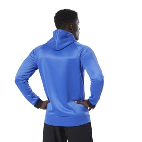 Training Spacer Full-Zip Hoodie