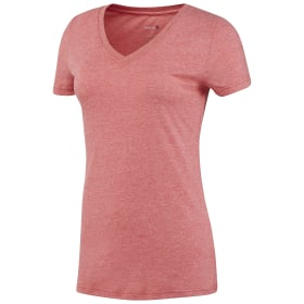 T-Shirt Reebok V-Neck