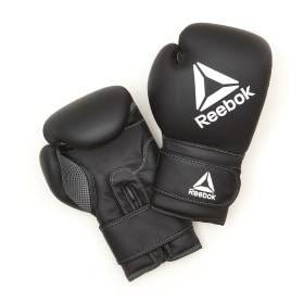 Boxing Gloves Black