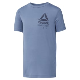 Boys Training Graphic  T-Shirt