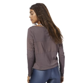 Mesh Long Sleeve Layer
