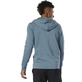 Training Essentials Marble Group Full-Zip Hoodie