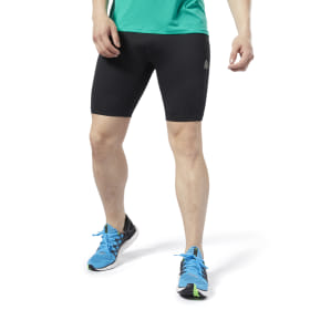 Boston Track Club Korte Legging