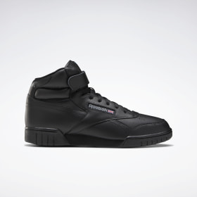 High Top Sneakers - High Top 80s Shoes