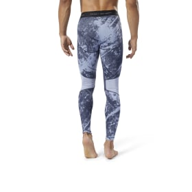 Combat Jacquard Tights