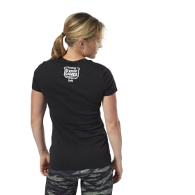T-shirt Reebok CrossFit® Open Tested