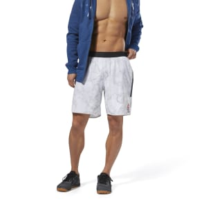 7921a1241f27 Reebok CrossFit Speed Shorts - Games White DN6177