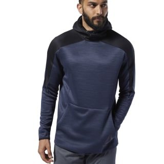 Sudadera One Series Training Spacer Heritage Navy DY8013
