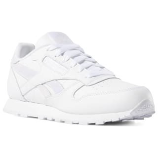 Classic Leather White/White CN7499