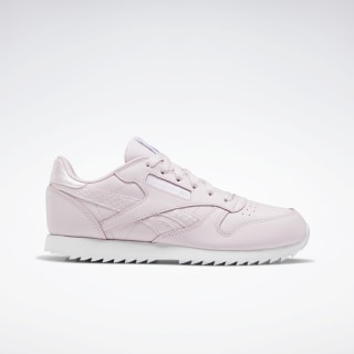 Classic Leather Pixel Pink / White / None EG6005