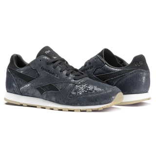 Classic Leather Clean Exotics Black / Chalk / Gum BS8229