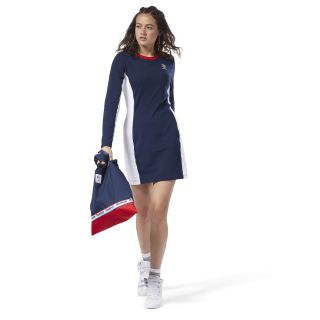 Reebok Classics Dress Collegiate Navy / White DH1351