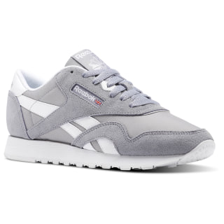 Classic Nylon Neutrals Grey / white / Grey BS9376