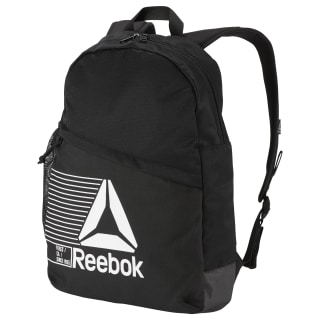 On-the-Go Backpack With Storage Black CE0926