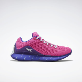 Zig Kinetica Shoes Pink / Team Purple / Glass Blue FW7152
