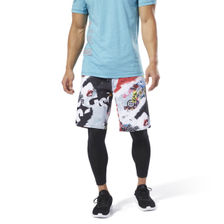 Pantalón corto Reebok CrossFit® Epic Cordlock True Grey DP4580