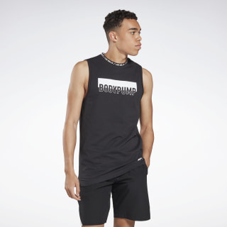 LES MILLS® BODYPUMP® Tank Top Black FM7171