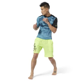 Training Epic Lightweight Shorts Neon Lime DX0480
