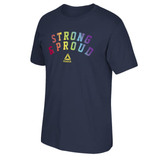 Strong and Proud Tee Multicolor BI0462