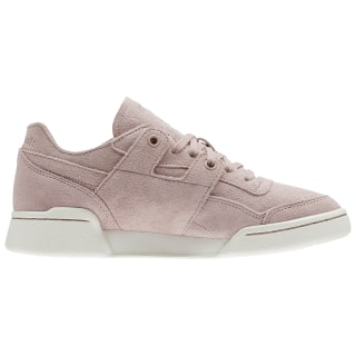 Workout Lo Plus FBT Shell Pink / Sandy Rose / Chalk BS6404