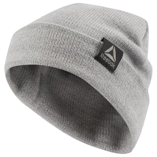 Шапка Active Foundation Knitted MEDIUM GREY HEATHER CZ9832