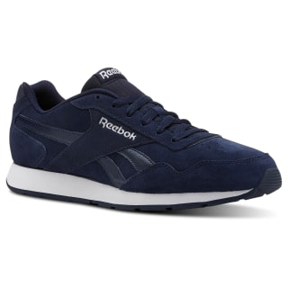 Reebok Royal Glide Collegiate Navy / White / Suede CN4562
