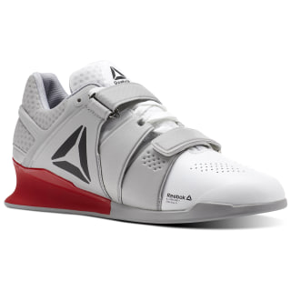 Reebok Legacy Lifter Grey/White/Stark Grey/Primal Red CN1000