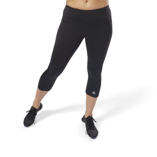 Running ACTIVCHILL 3/4 Tights Black CY4620