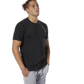 T-shirt Workout Ready Supremium Black DU2128