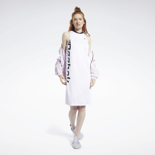 Meet You There Basketball Dress White FK6822