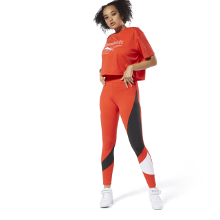 Classics Vector Leggings Canton Red DT7185