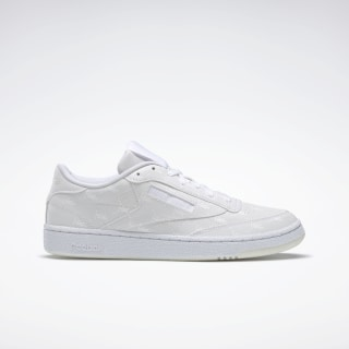 Très Rasché Club C 85 Shoes White / White / White FW8453