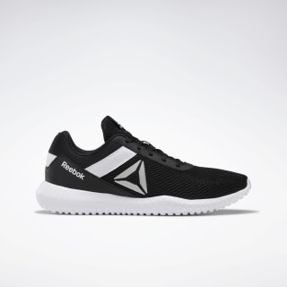 Reebok Flexagon Energy Schoenen Black / White / Silver Met. DV9360