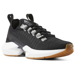Sole Fury Lux Black / Grey / White DV6927