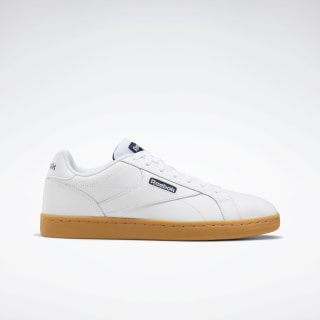 Reebok Royal Complete Clean Lux Shoes White / Collegiate Navy / Porcelain EF7682