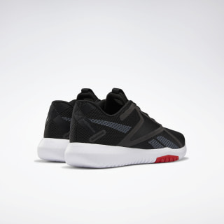 Reebok Flexagon Force 2.0 Shoes Black / True Grey 7 / Primal Red EG8758