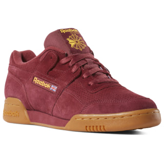WORKOUT PLUS MU Meteor Red/Solar Gold/Gum DV4285