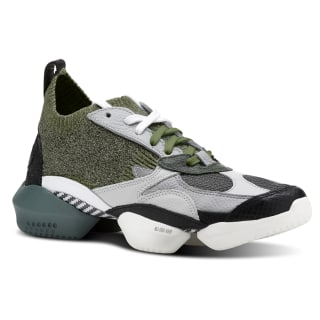 3D Opus Coolgrey / Chalk / Green CN5479