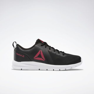 REEBOK REERUSH Black / White / Red DV4544