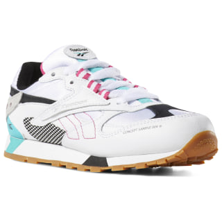 Classic Leather ATI 90s White / Teal / Blk / Grey DV5517