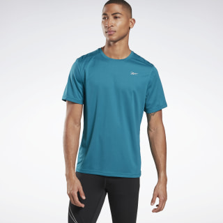 Running Essentials Tee Seaport Teal FK6489