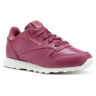 Tenis CLASSIC LEATHER RM-TWISTED BERRY/CHALK CN5566